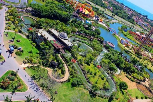 Parque Beto Carrero World receberá as 500 Milhas pela primeira vez (Foto: Divulgação)