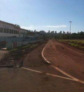 Inaugurado em 1992, o Kartódromo de Cascavel passa por sua primeira grande reforma (Foto: André Pedralli)