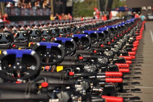 """Rotax preza pela equalização dos equipamentos em sua """"Olimpíadas do Kart"""". (Foto: rotax-kart.com)"""