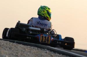 Giuliano Raucci. (Foto: Formula K)