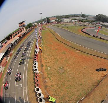 Kartódromo Granja Viana. (Foto: Mario Ferreira/Vroom)