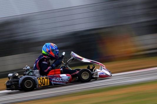 Felipe Drugovich terminou a Champions Cup na 3ª posição. (Foto: Divulgação/Kosmic)