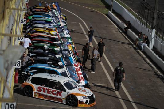 Sprint Race define campeões de 2015 neste sábado. (Foto: Luciano Santos)