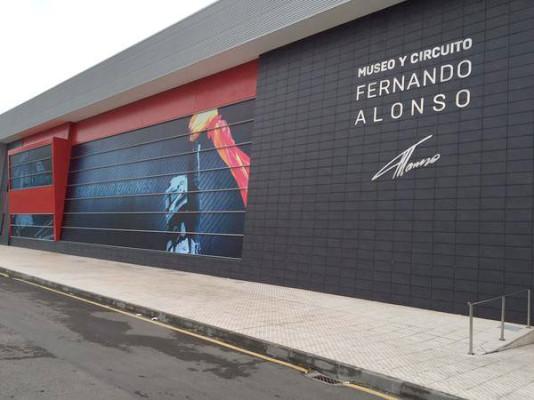 Complexo de Fernando Alonso terá museu e kartódromo