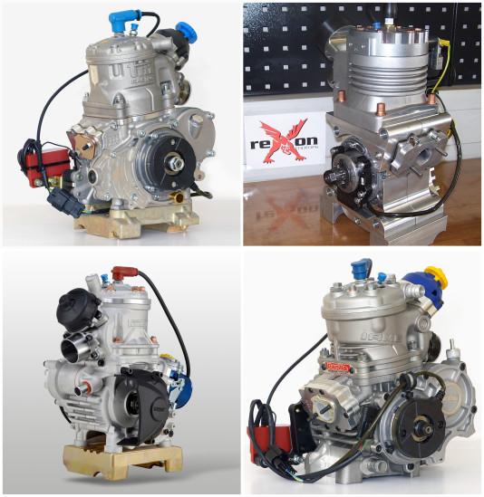 Motores OK foram apresentados em junho pela CIK. (Foto e montagem: CIK-FIA/KSP)
