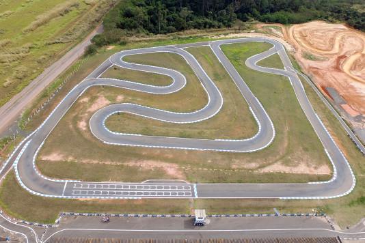 Kartódromo de Limeira receberá as 500 Milhas de Kart em 2015. (Foto: Bruno Terena)
