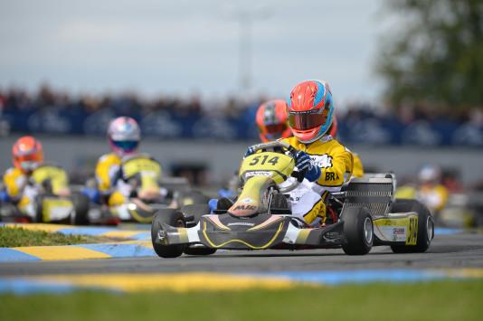 Murilo Coletta conquistou a quarta posição do Troféu Academia 2015. (Foto: KSP-CIK)